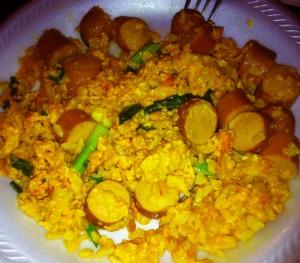 brown rice cumin